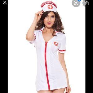 HALLOWEEN Sexy Nurse Outfit